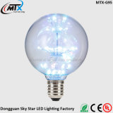 Blue G95 Global Starry LED Light Bulb for Holiday Party