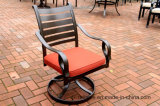 New Garden Aluminum Dining Swivel Chair