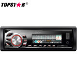 One DIN Fixed Panel Car MP3 Player with MID Power 7377 IC