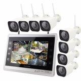 Promotion HD 720p/ 960p/ 1080P WiFi NVR Kits Complete CCTV DVR Kit DIY WiFi IP Camera