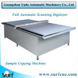 Apparel Digitizer Drawing Bed Pattern Sample Copy Machine