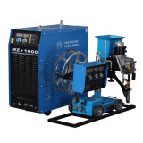 automatic submerged arc welder with welding tractor