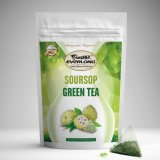 Soursop Green Tea for Daily Use