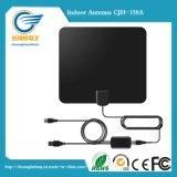 Cjh Indoor Amplified HDTV Antenna with 50 Miles Digital TV antenna Long Range