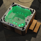 2016 New 6 Seat Wholesale Acrylic Hot Tub