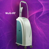 2014 Best 0.8MHz+1.7MHz+2.45MHz RF Wrinkle Removal Slimming Beauty Machine