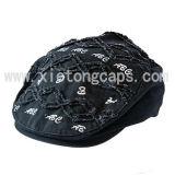 2017 Black Fashion IVY Beret Cap (JRF008)
