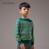 Phoebee Wholesael Fashion Knitted 100% Wool Clothes for Boys