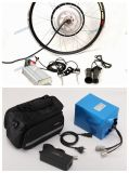 1500W 48V Motor Wheel Electric Bicycle E-Bike Conversion Kits with 48V 20ah LiFePO4 Battery