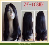 100% Momo Top Brazilian Vrigin Human Hair Wig (ZY-103HH)