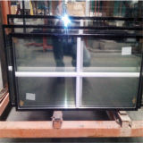6+9A+6mm Toughened Flat Clear Insulated Glass for Building