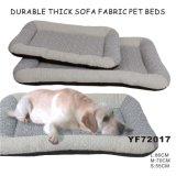 Simple Cheap Cozy Craft Pet Beds (YF72017)