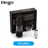 Huge Vapor Smoking Electronic Cigarette Sense Herakles Sub Ohm Tank Black Herakles