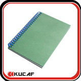Blank Cover Spiral Notebook