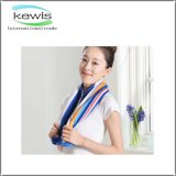 Plastic Packed Microfiber Cooling Sports Towel
