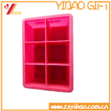 Customizable Good Quality Colorful Silicone Ice Cube Tray