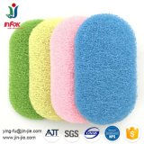 Scouring Pad Factory Offer OEM Colorful Bath Non-Scratch Scouring Pad
