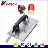 Heavy Duty Industrial Emergency Telephone Intercom System with a Handset