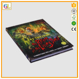 Hardcover Book Full Color Printing Hardcover Book