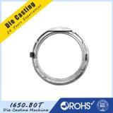 Customized Aluminum LED Lighting Socket Ring with Mold Making