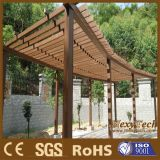 Customize WPC Wood Pergola with UV Resistance