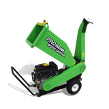 Garden Use 15 HP Loncin Gasoline Engine Wood Chipper Shredder with TUV Ce