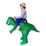 Hallowmas Inflatable Wearing Dragon Ride on Costume for Hot Wholesale