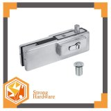Stainless Steel Glass Door Bottom Patch Fitting