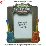 2014 New Design Promotional 3D Soft PVC Photo Frame (YH-PF029)