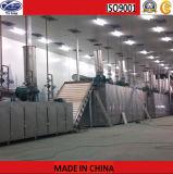 Charcoal Ball Dryer Mesh-Belt Dryingmachine