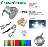 IP67 Outdoor LED Spotlight 3W 12V Waterproof Lighting