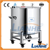 Sanitary Storage Tank for Cosmetic/Pharmacy/Food Industry