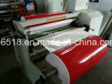 Single-Shaft Jumbo Roll Masking Tape Rewinder