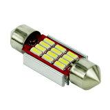 New Design Auto Lamp 4014-12SMD Festoon Canbus Car LED Bulb for Auto Reading Light, Interior Dome Light