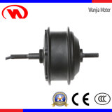 Gear Motor with Spokes for Electric Bicycle