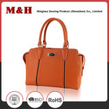 PU Sturdy Solid Color Fashion Leather Bag Ladies Bag