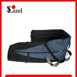 Blue Skiing Snowboard Bag Wheeled