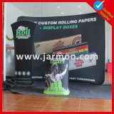 Promotion Advertising Indoor Trade Show Tension Pop up Display