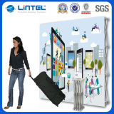 Free Floor Standing Fabric Pop up Banner Stand (LT-09D)
