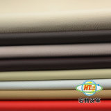 Durable Microfiber Bonded PU Leather for Home Textile (HS030#)