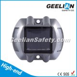 Hot Sale Aluminum IP68 Safety Blue Solar LED Road Stud