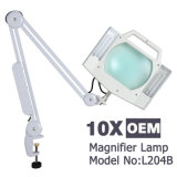 L204b Desk Portable 10X Magnifier Cosmetic Lamp with Wholesale Price