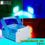 New LED Strobe Light for DJ 36 PCS LED SMD 5050 RGB Strobe Party Stage Light with Sound Auto Control Mode