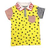 Fashion Short Sleeve Kids Wear Summer Boys T-Shirt