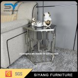 Metal Furniture Sofa Table Steel Coffee Table French Side Table