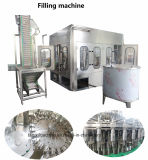 Complete Pet Bottle Drinking Water Soda Juice Beverage 3in1 Filling Bottling Machine