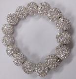 Very Beautiful Crystal Shamballa Bracelet