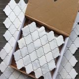 Home Decoration White Marble Mosaic/Floor Tile for Bathroom/Kitchen