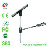 24W 5m Quality-Assured Solar Powered Street Light