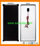 50W Amorphous Solar Panel for Sale